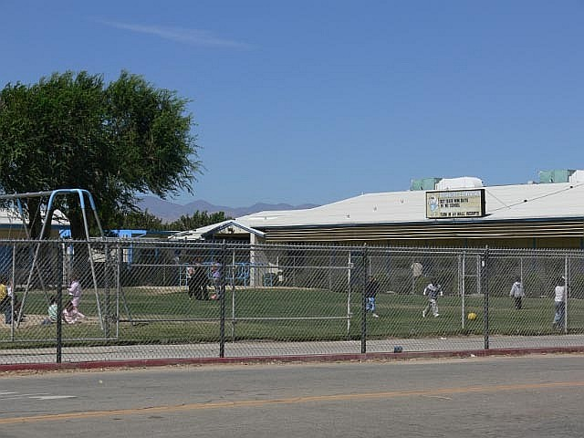rosamond high school